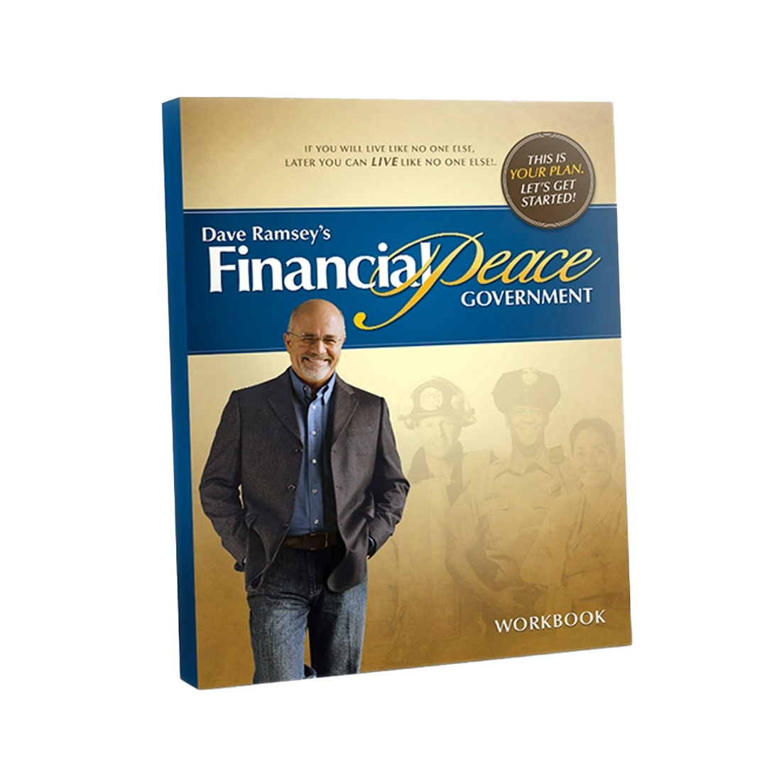 Financial Peace Government Workbook