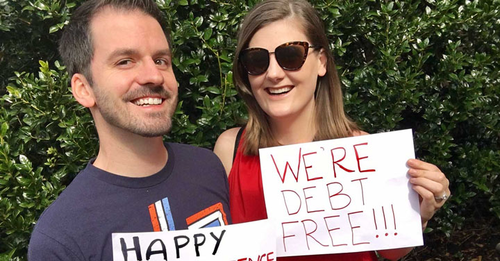 How This Couple Is Living the Debt-Free Life