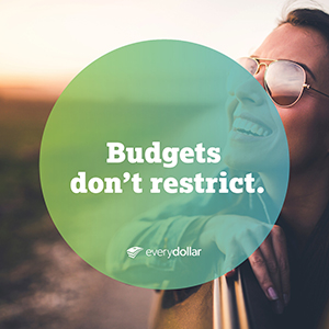 budgets don't restrict