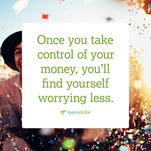 take control of your money and worry less