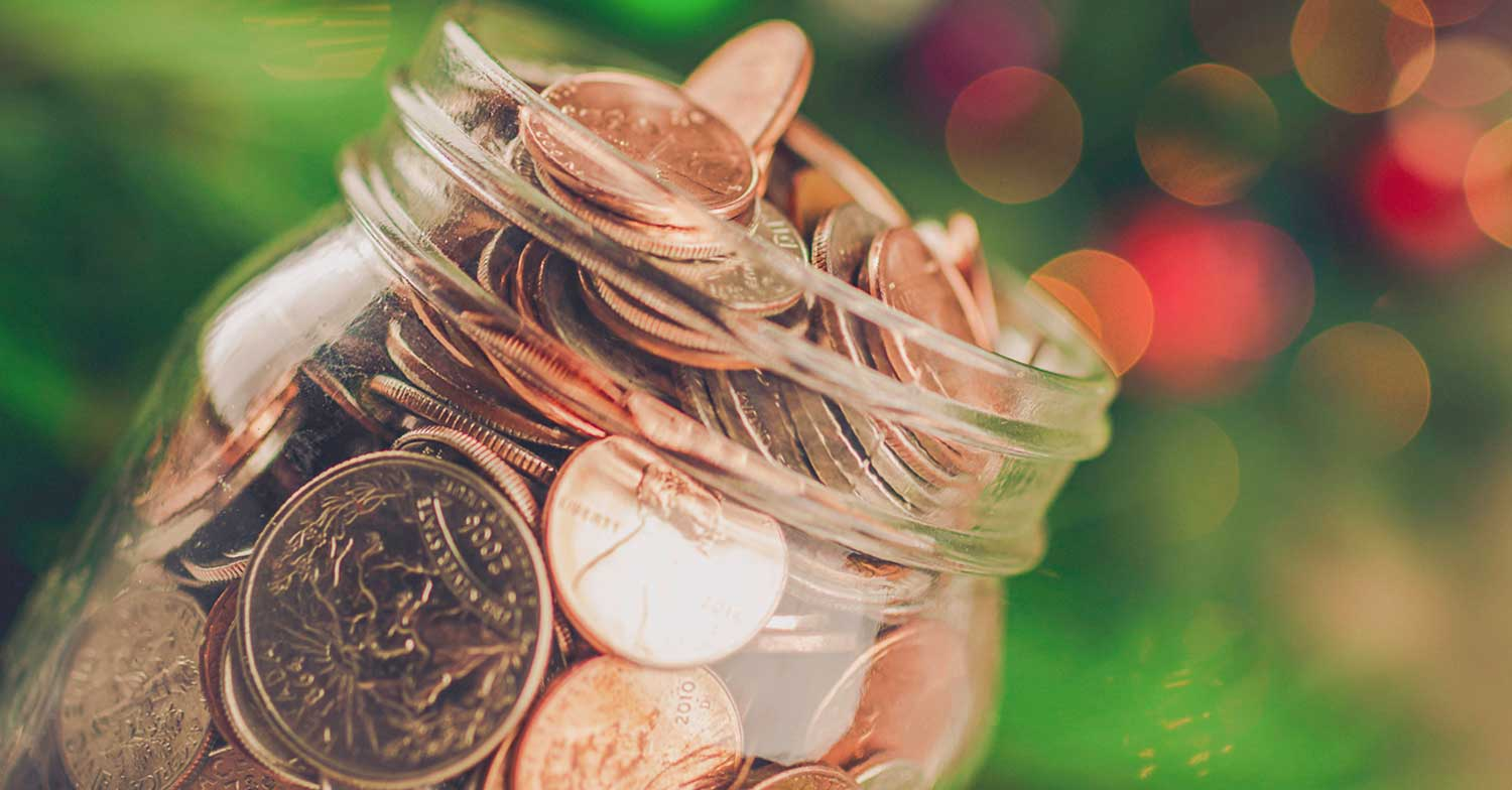 September Challenge: Jump-Start Your Christmas Savings