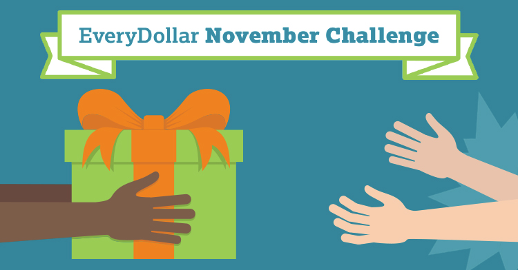 November Challenge: Give the Gift of Hope
