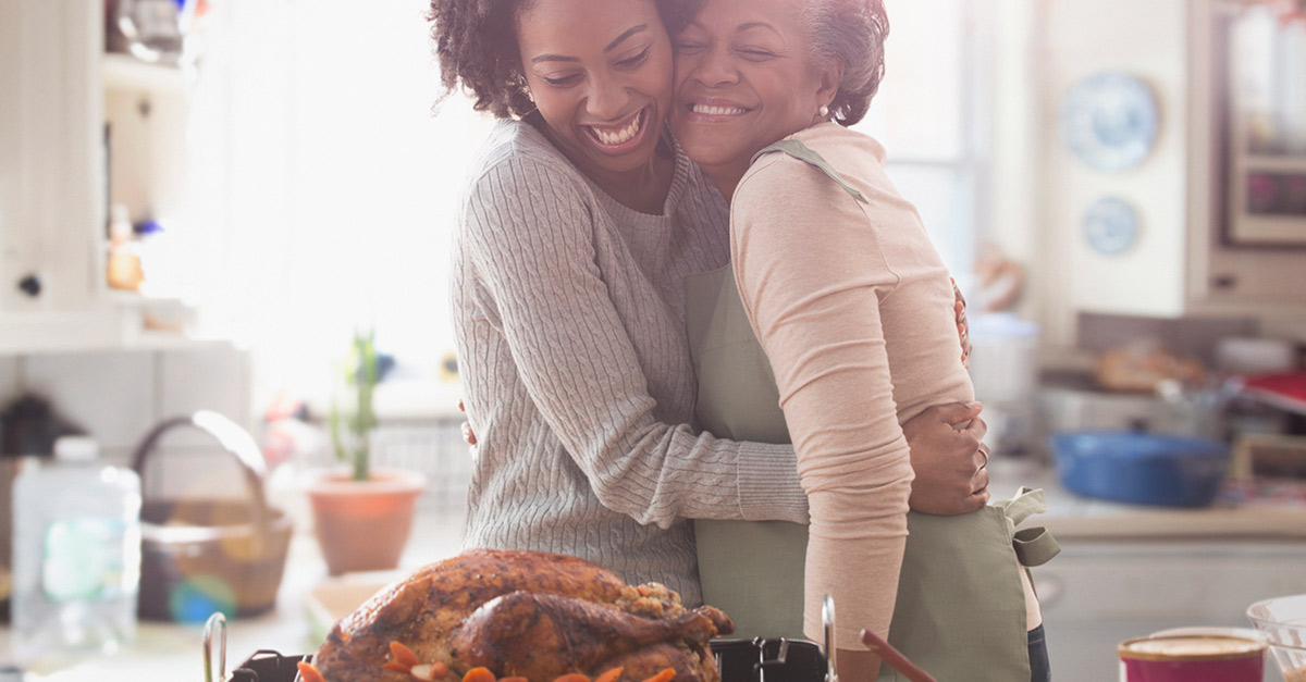 Spend Less Money and More Time Together this Thanksgiving
