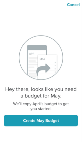 starting your everydollar budget