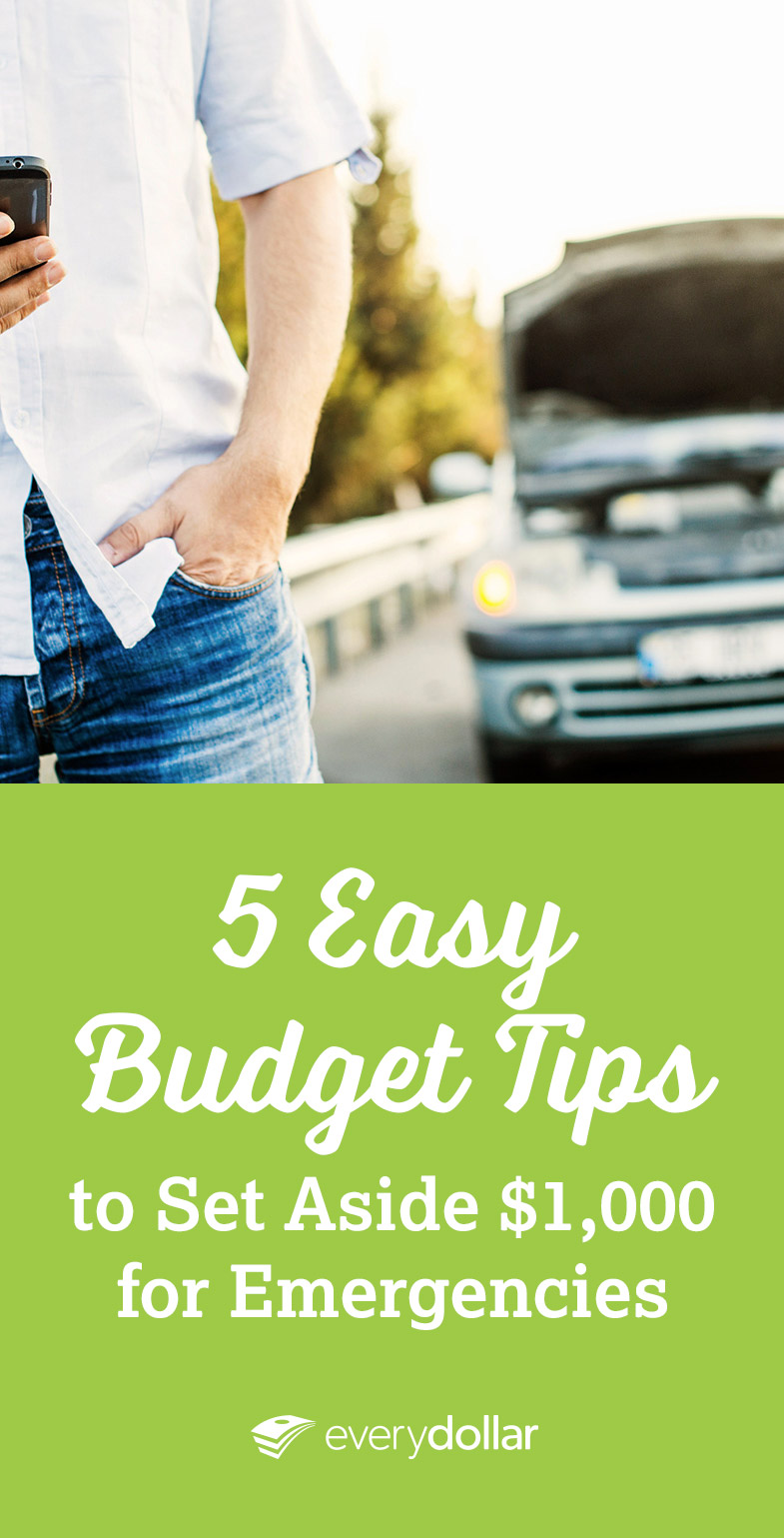 5 Easy Budget Tips to Set Aside
