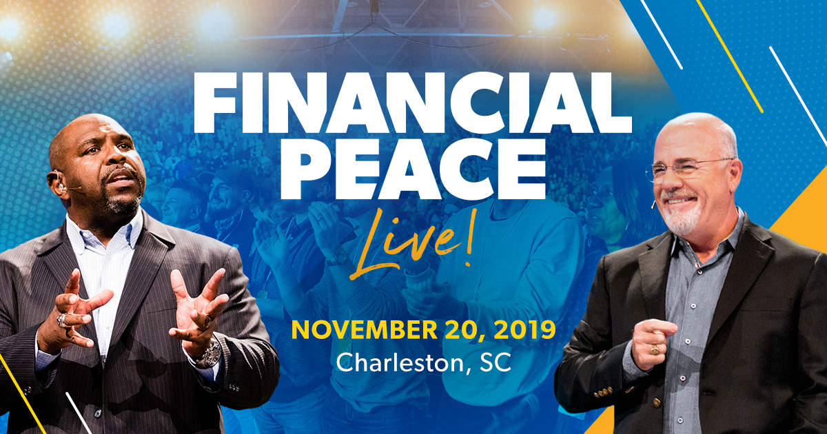 Dave Ramsey Live Events | Daveramsey com