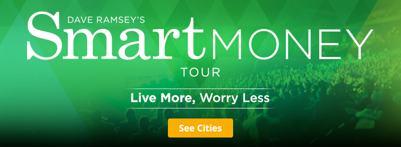 Dave Ramsey's Smart Money Live Tour