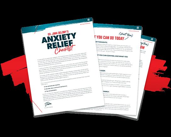 anxiety-relief-checklist