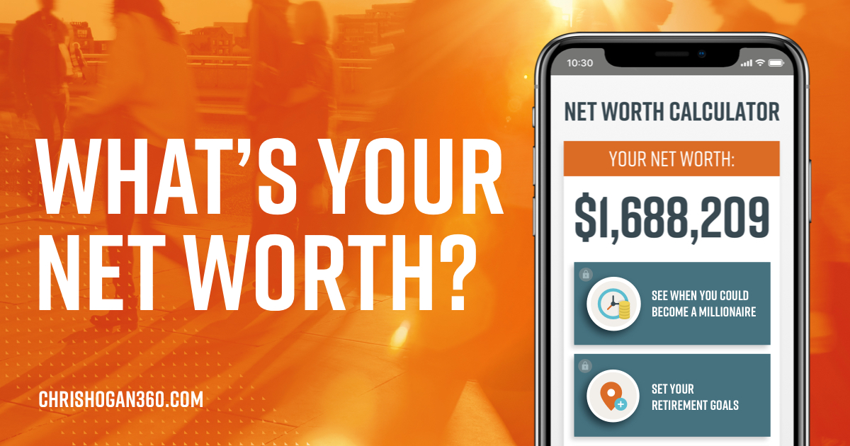 net worth calculator chris hogan