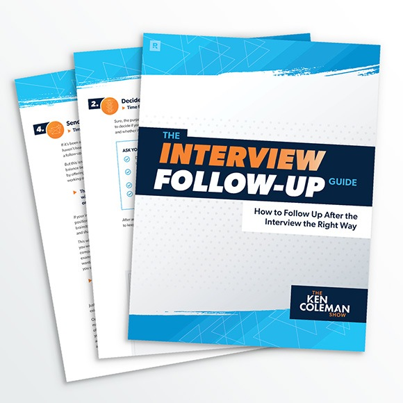 The Interview Follow-Up Guide
