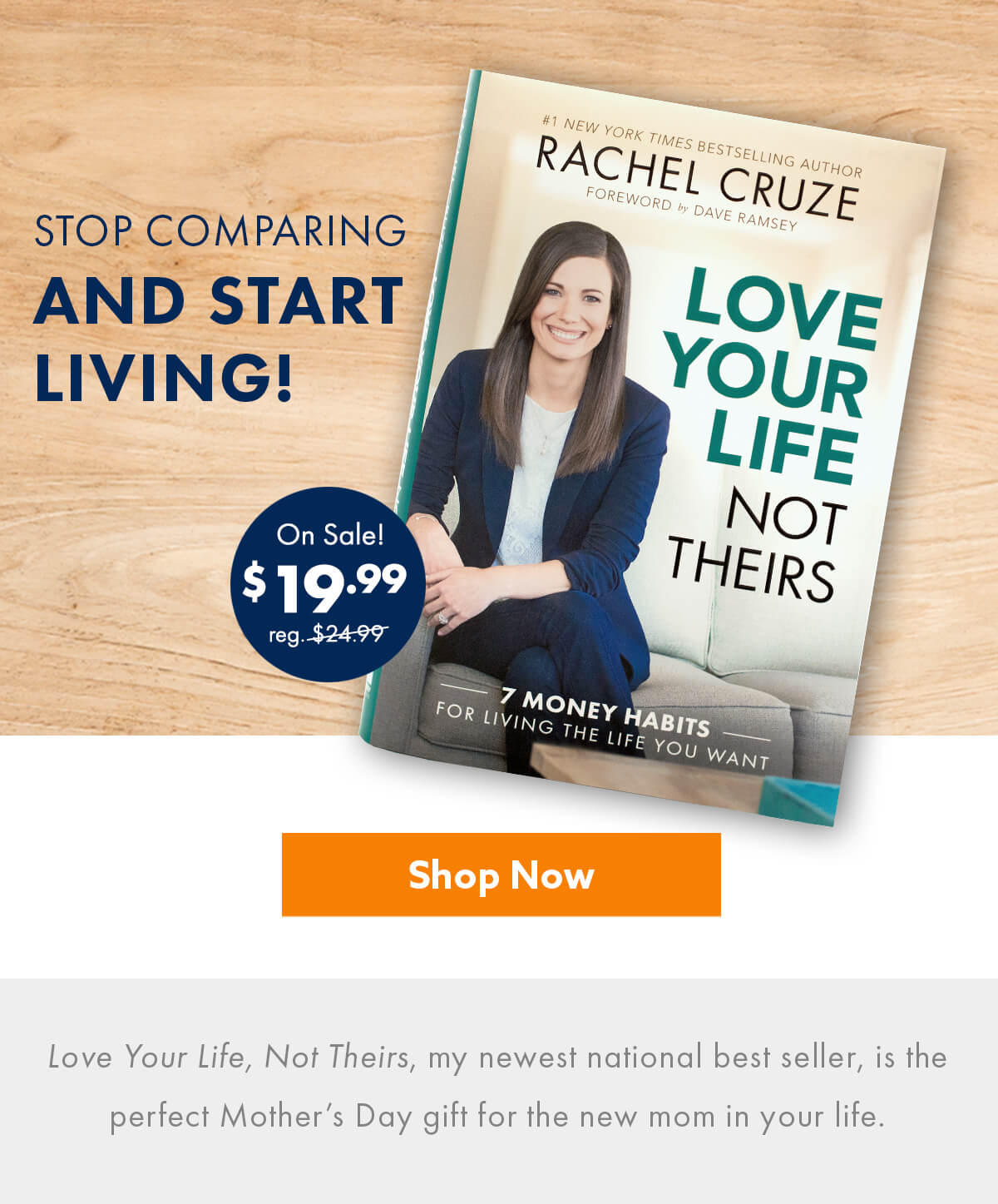 Love Your Life, Not Theirs book