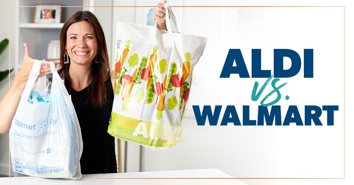 Aldi vs. Walmart