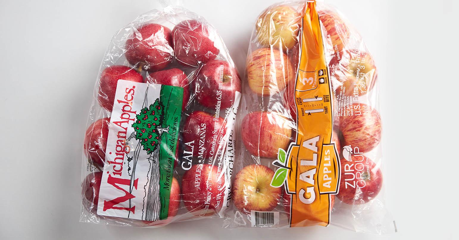 Aldi vs Walmart Apples