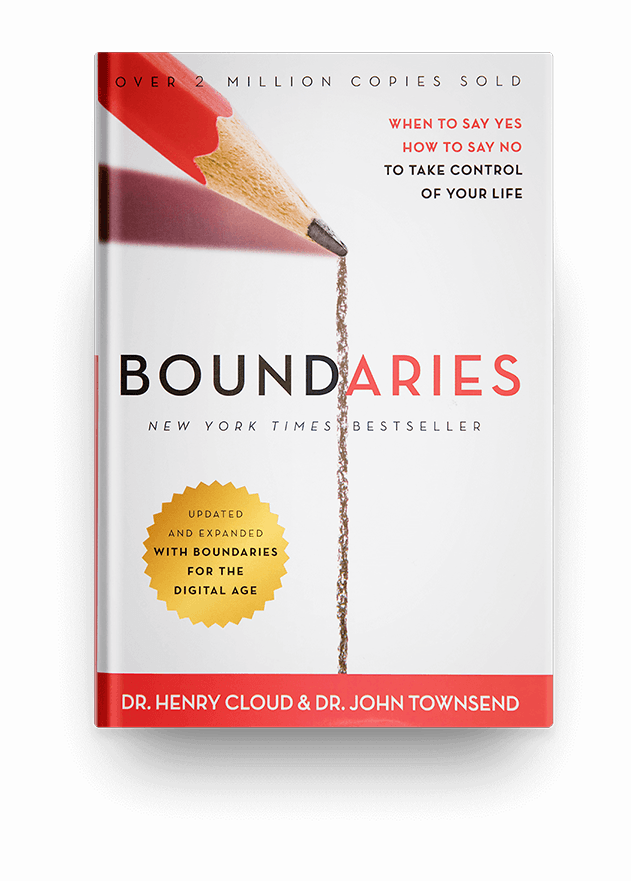 a picture of the book Boundaries