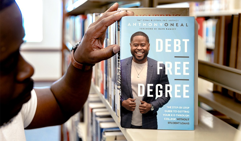 Debt-Free Degree by Anthony ONeal