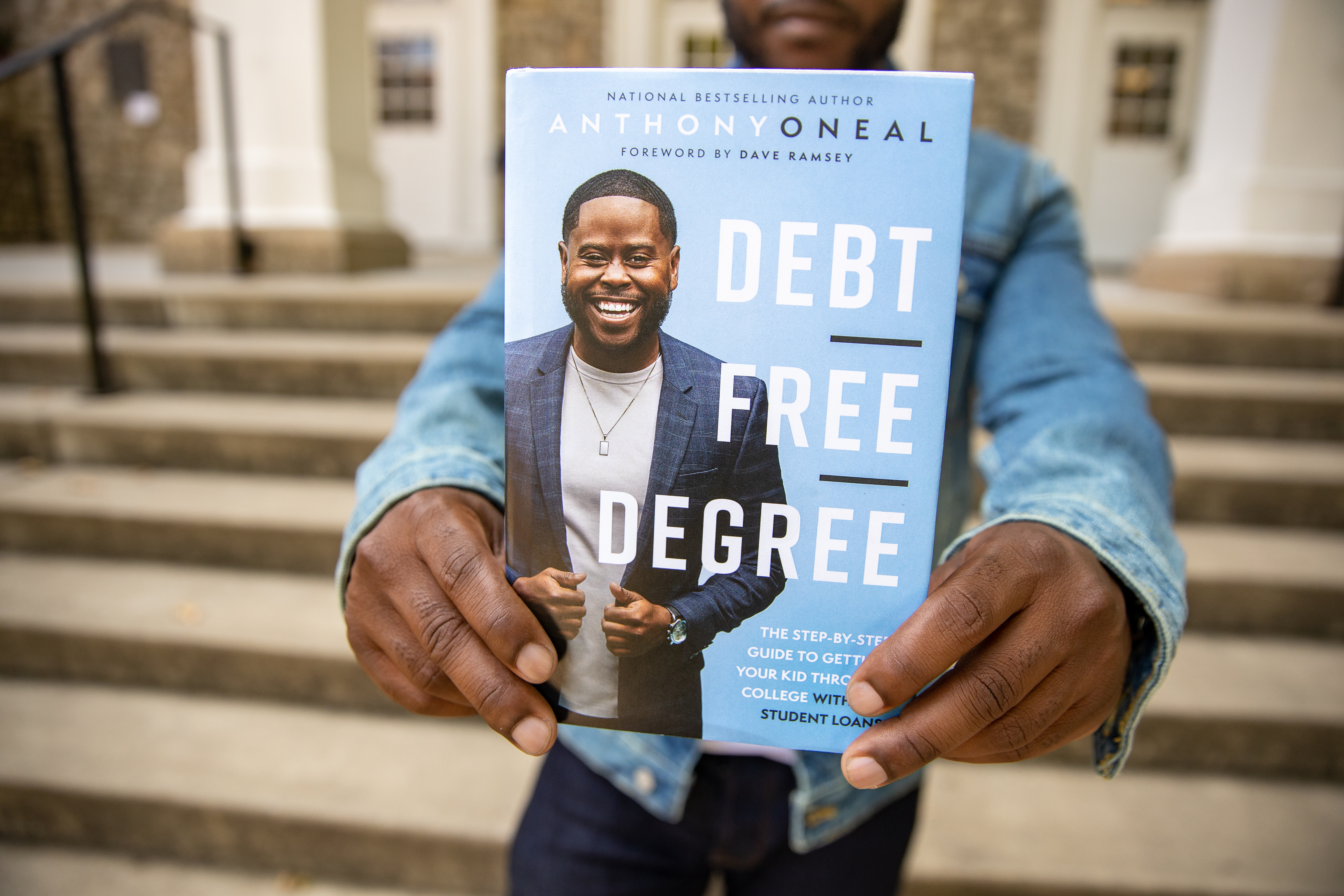 "Check out ""Debt Free Degree"" by Anthony ONeal"