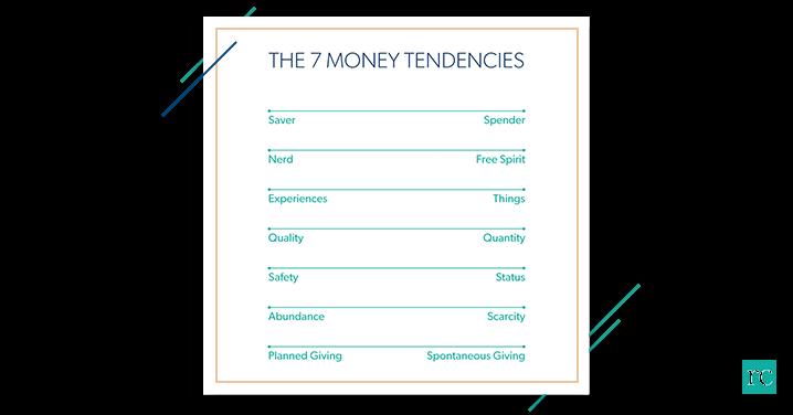 the seven money tendencies