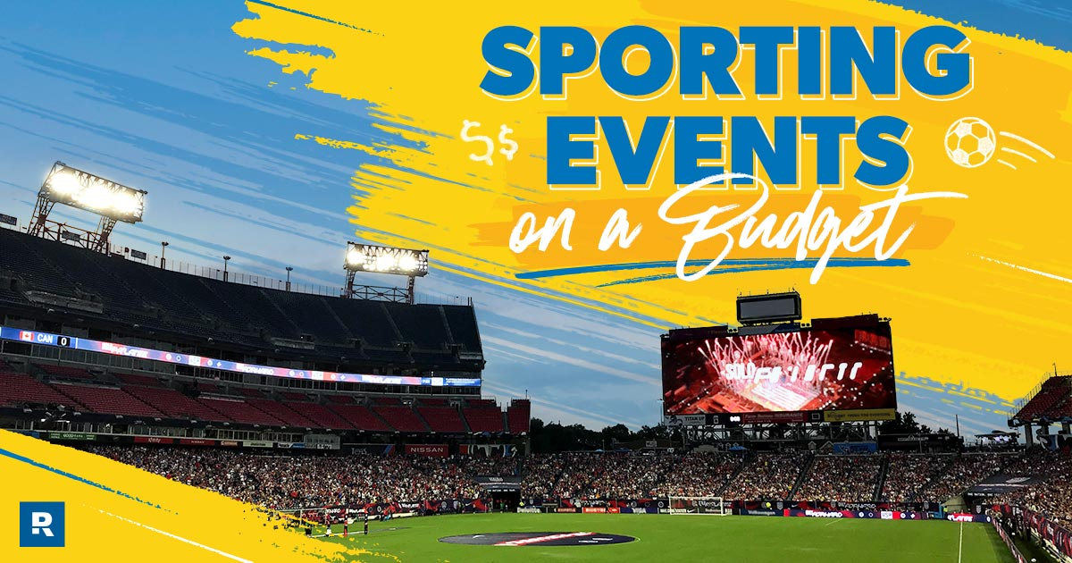 Sporting Events on a Budget