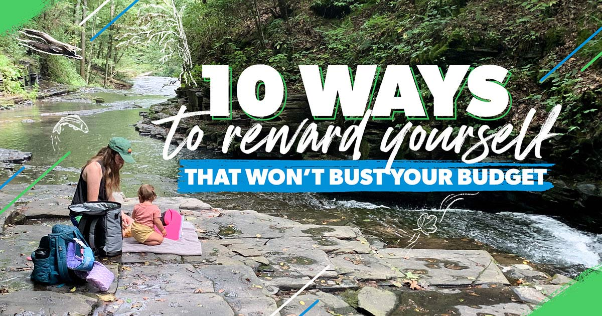 10 Ways to Reward Yourself That Won't Bust Your Budget