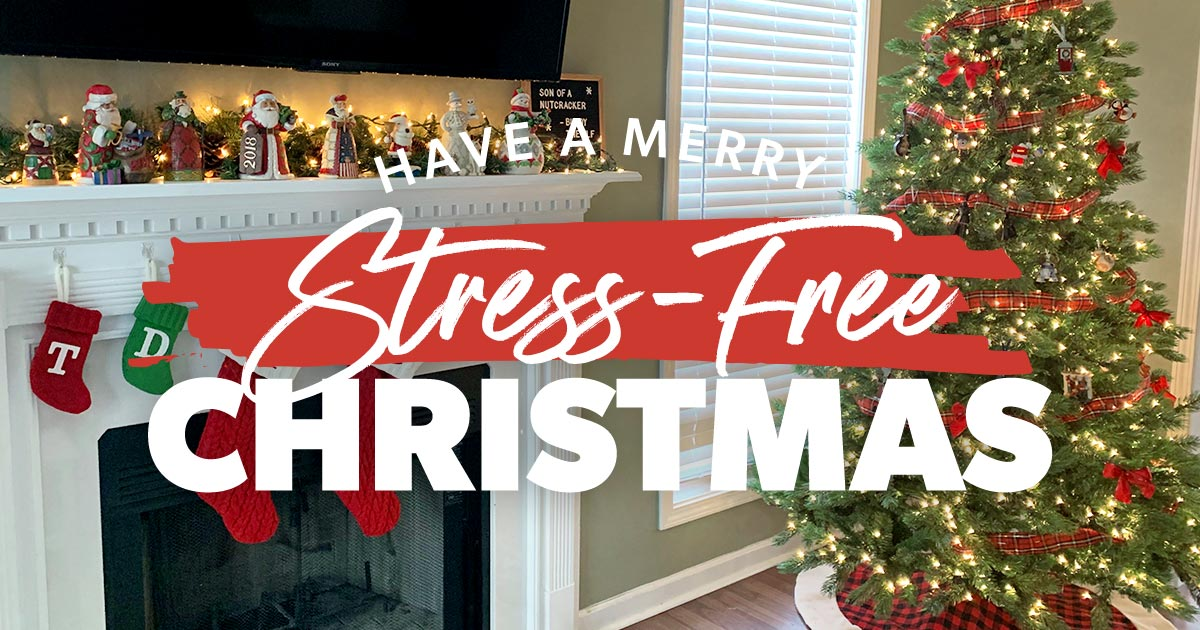 13 Ways to Reduce Holiday Stress