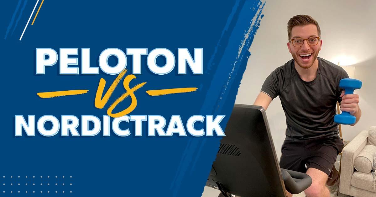 Peloton vs. NordicTrack