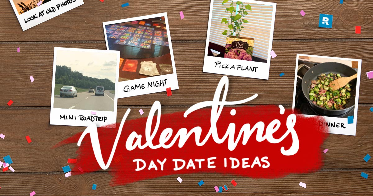 Valentine's Day Date Ideas