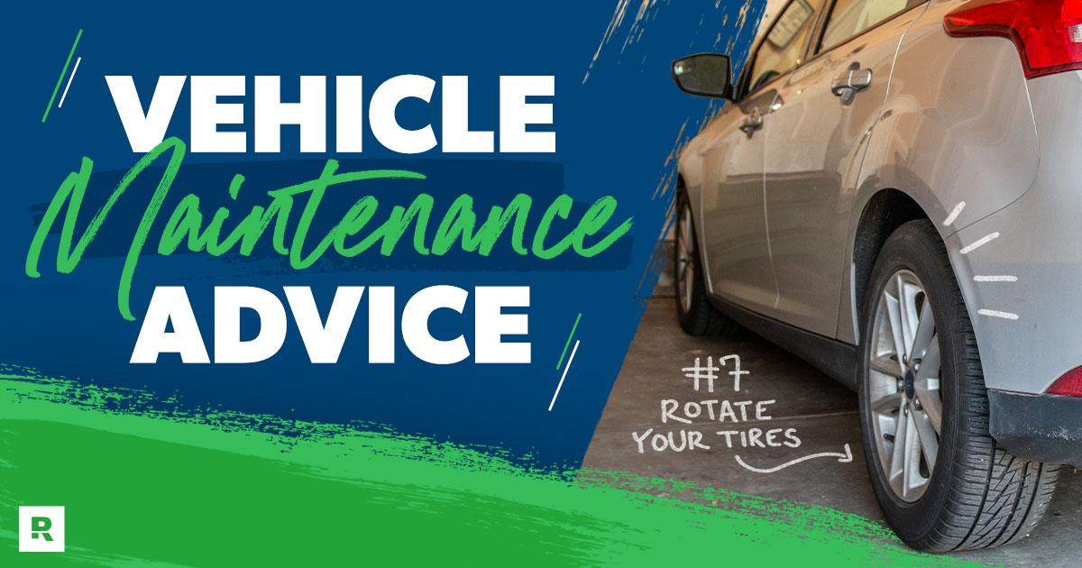 Vehicle Maintenance Advice