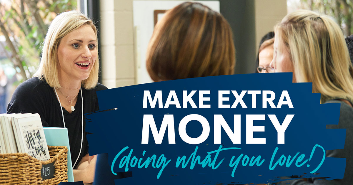 How to Make Extra Money Doing What You Love