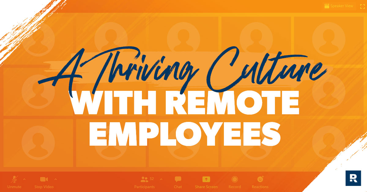 how to lead remote employees