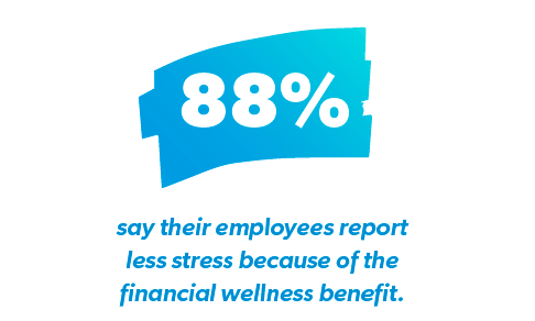 Lower Stress Levels with Financial Wellness