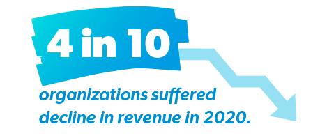 Decline in Revenue in 2020