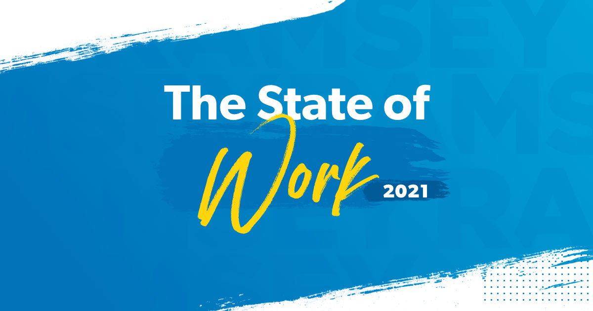 The State of Work 2021