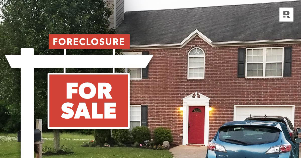 Foreclosure: What It Is and How to Get Through It