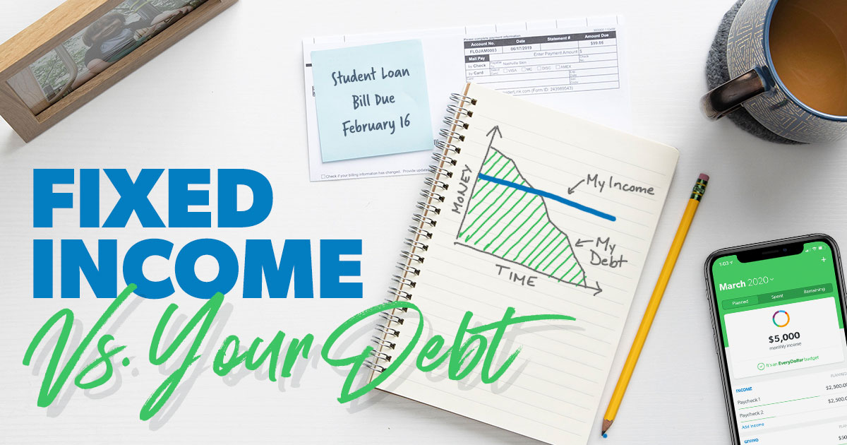 Debt Free on a Fixed Income