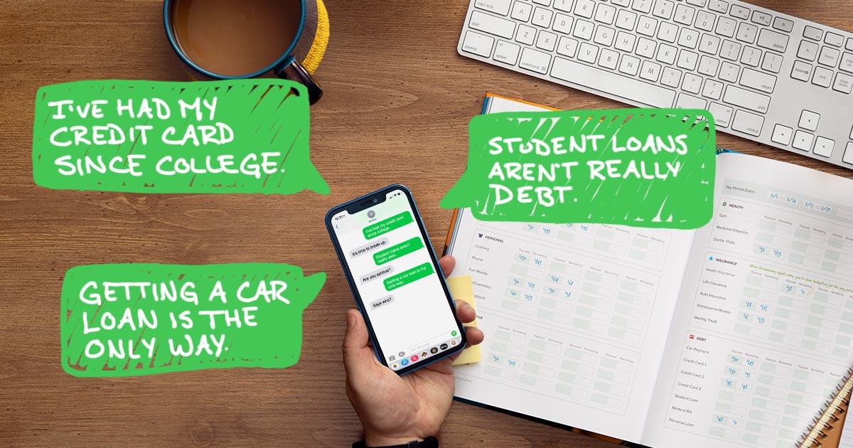 Lies That Keep People in Debt