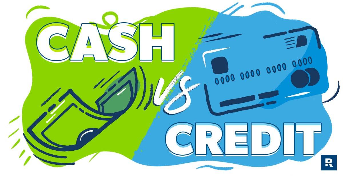 cash vs. credit