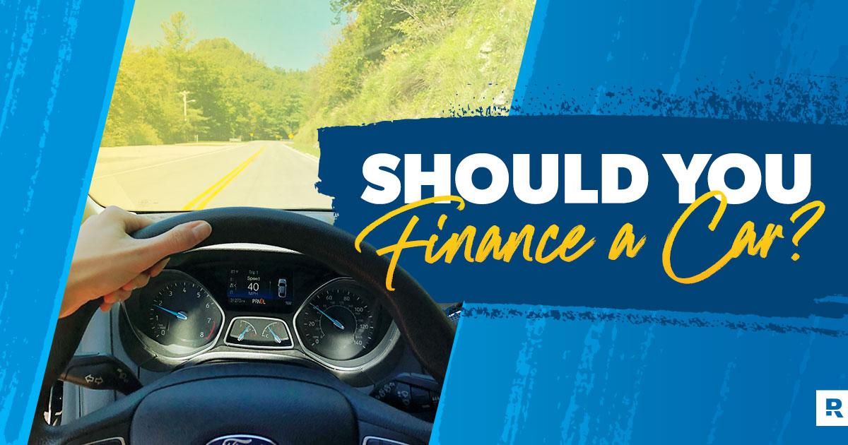 Should You Finance a Car?