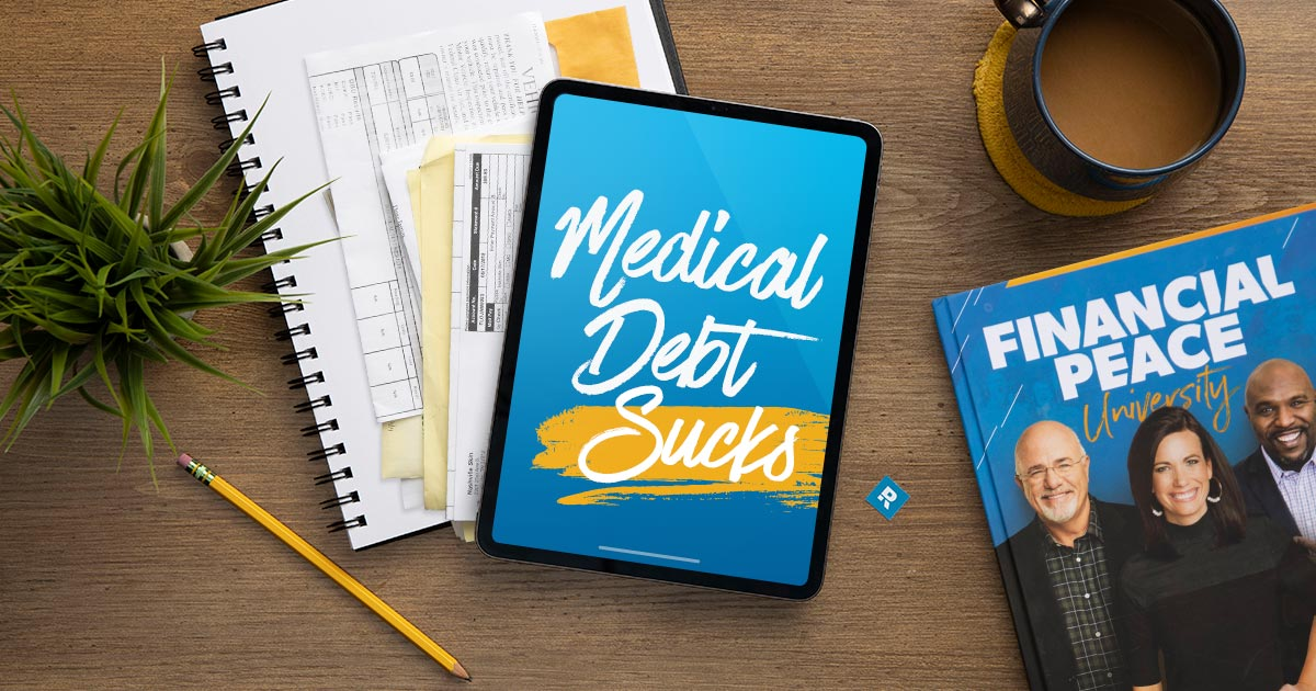 Get rid of medical debt