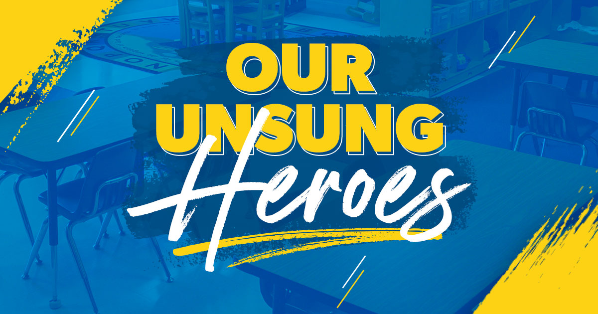 Our unsung heros