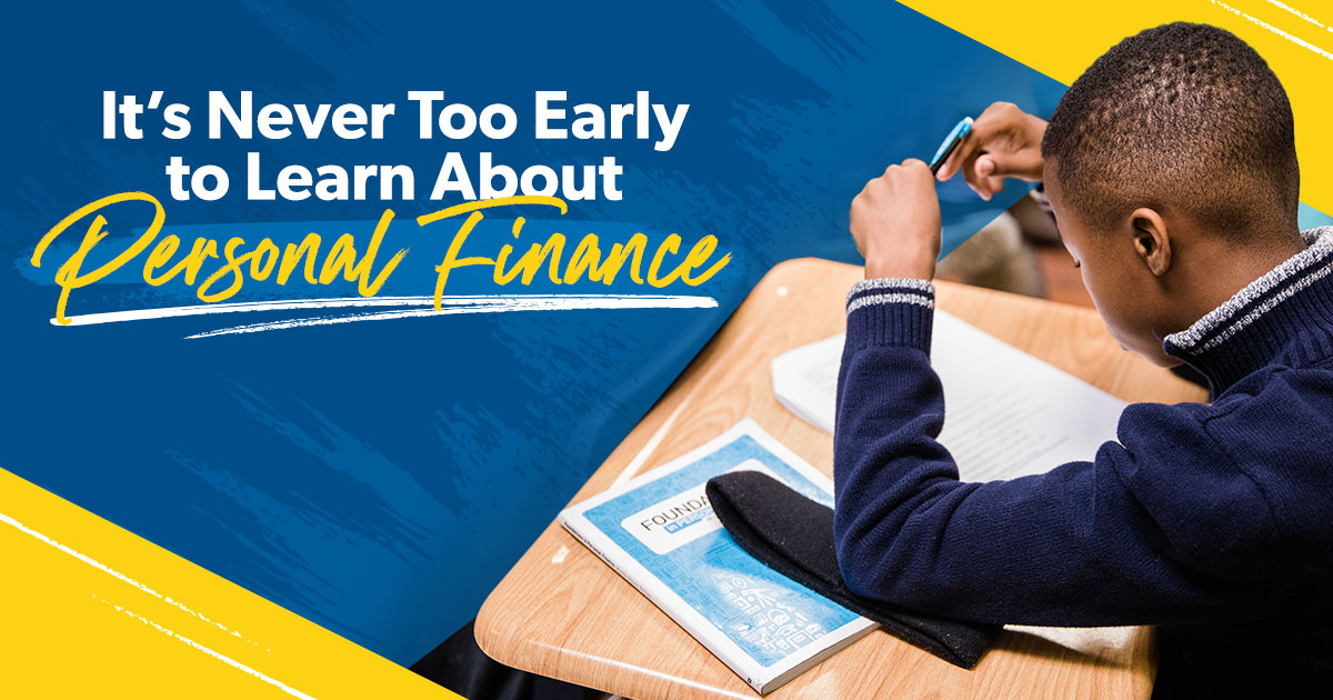 Why Middle Schoolers Aren't Too Young to Learn About Personal Finance