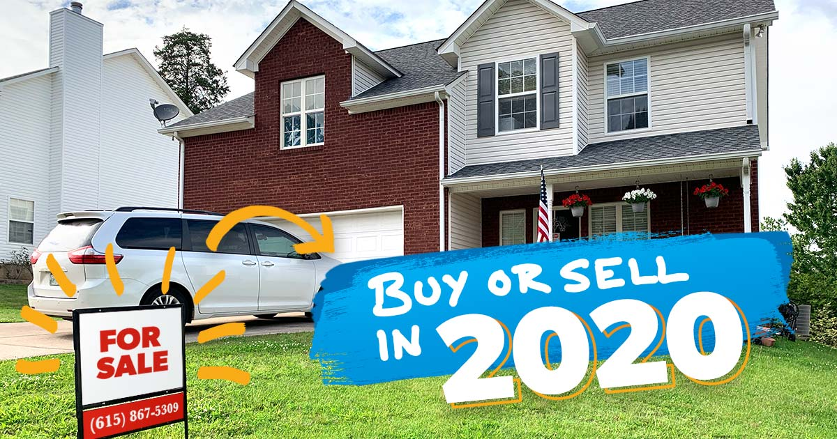 Can I Buy Or Sell A House In 2020 Daveramsey Com