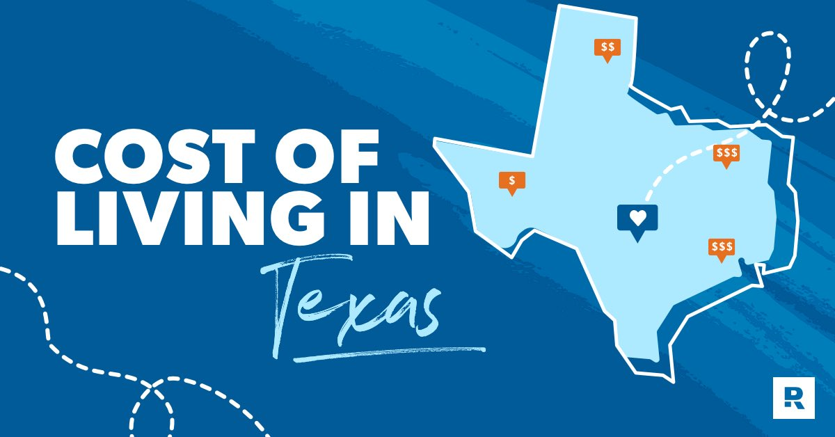 Cost of Living in Texas