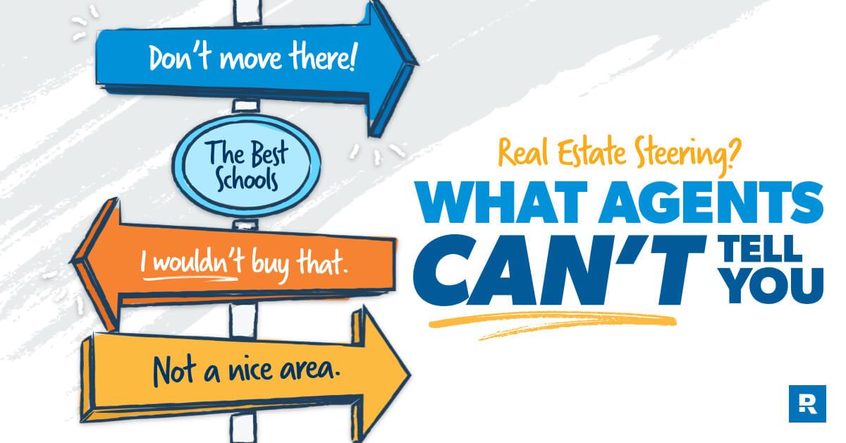 steering real estate