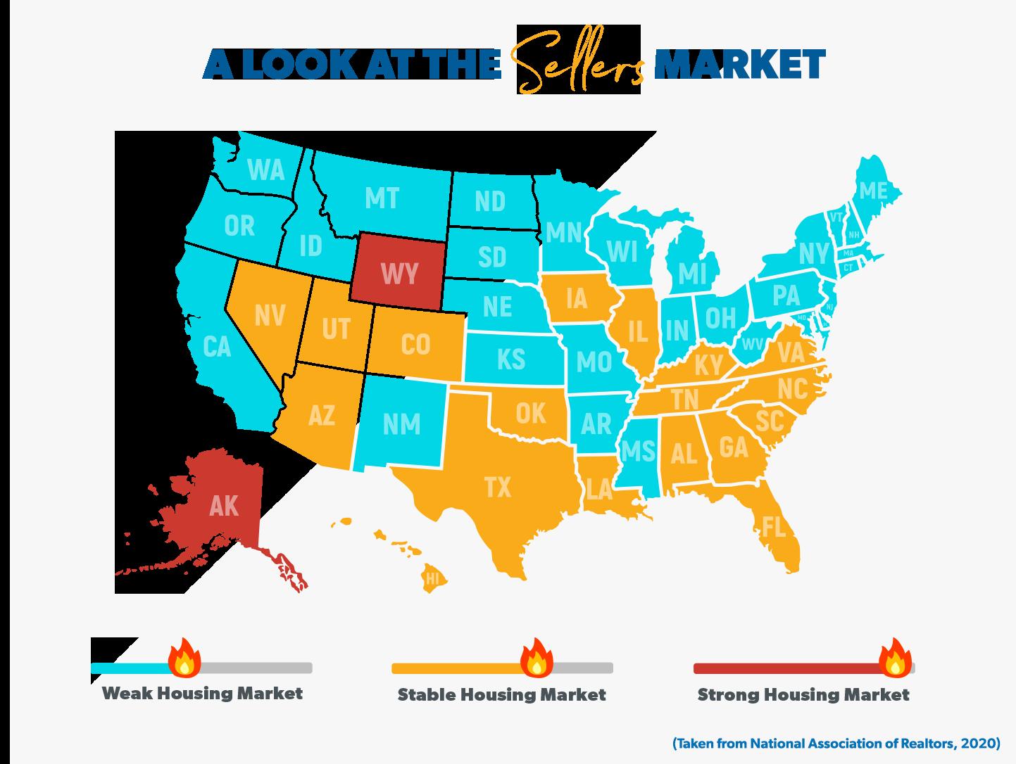 Christmas Markets Usa 2020 Map 2020 Housing Market Forecast: What to Expect | DaveRamsey.com
