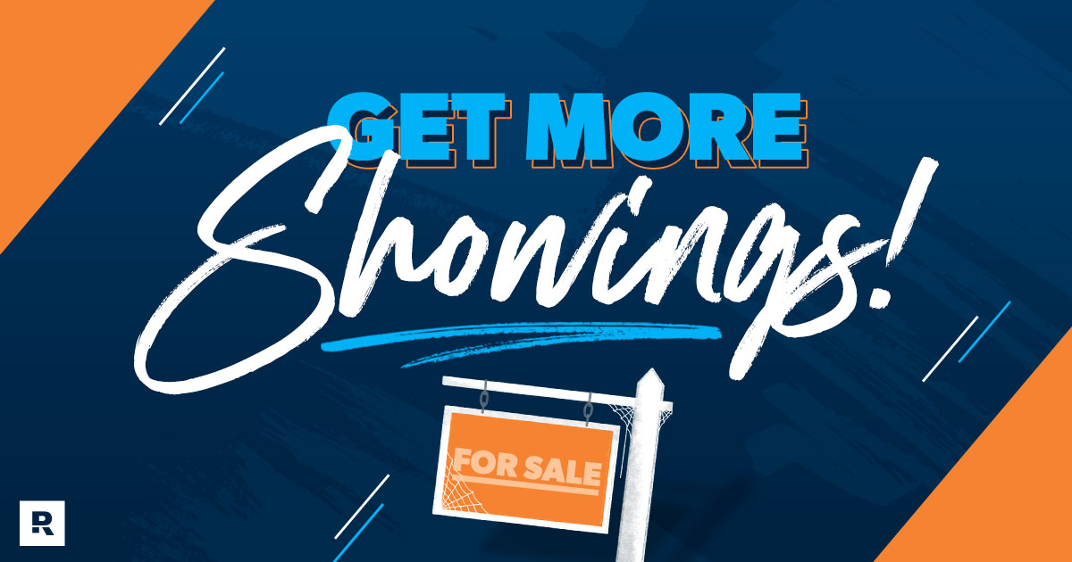 get more showings