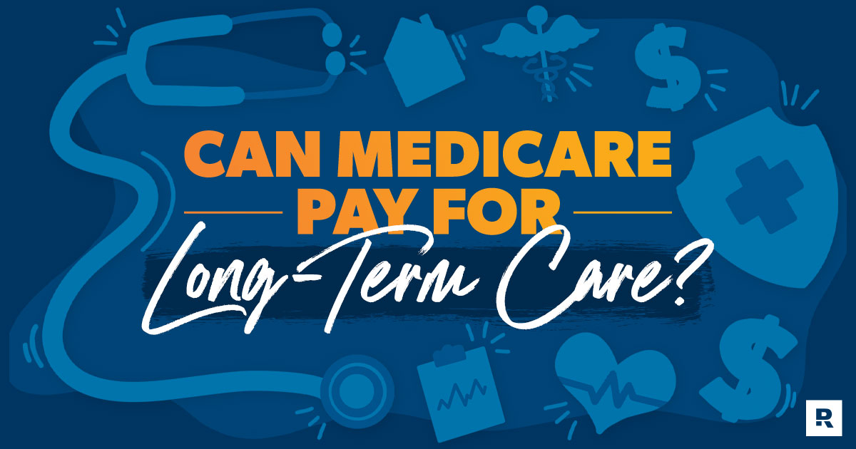 does medicare cover long term care