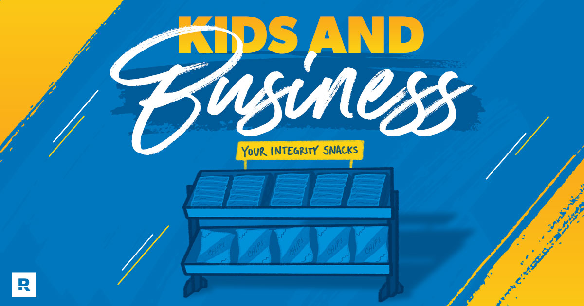 kids and business