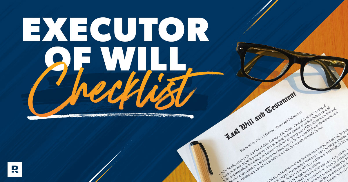executor of will