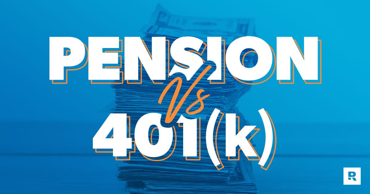 401k vs. Pension