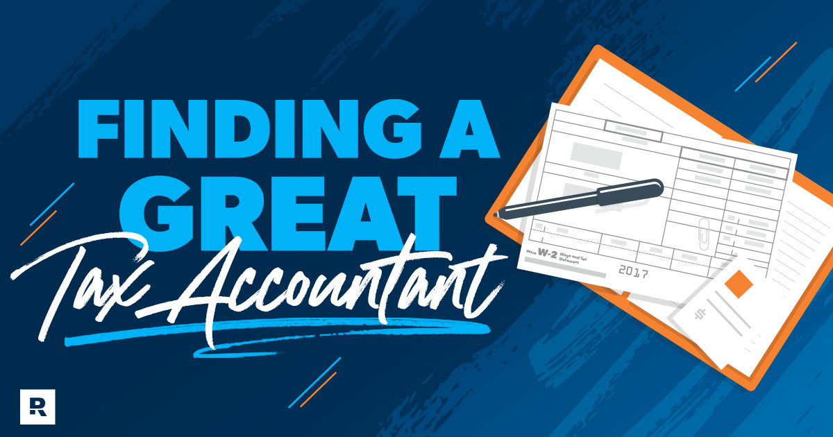 How to Find the Right Tax Accountant